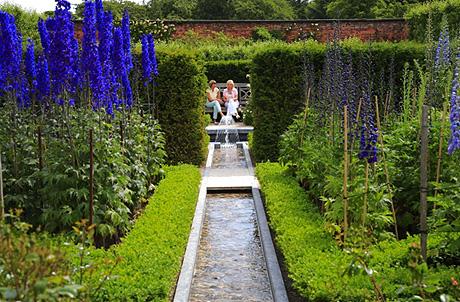 Jardines brit nicos con encanto for El jardin romantico