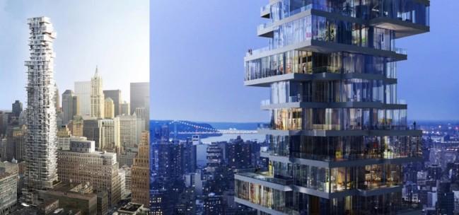 Un skyline para el nueva york de 2020 5 avenida blogs ocholeguas - Apartamentos en nueva york centro ...