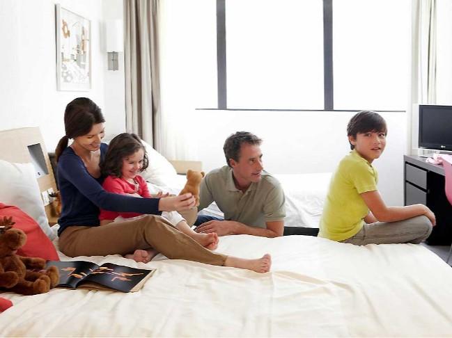 Habitaciones familiares esa es la cuesti n viajes con for Habitaciones familiares italia