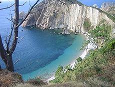 Playa del Silencio (Asturias).