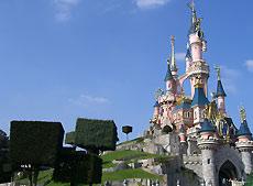 Fantasyland, Parque Disneyland, Paris