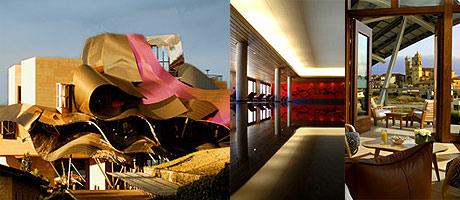 Marques De Riscal Marques De Riscal El Hotel De Gehry