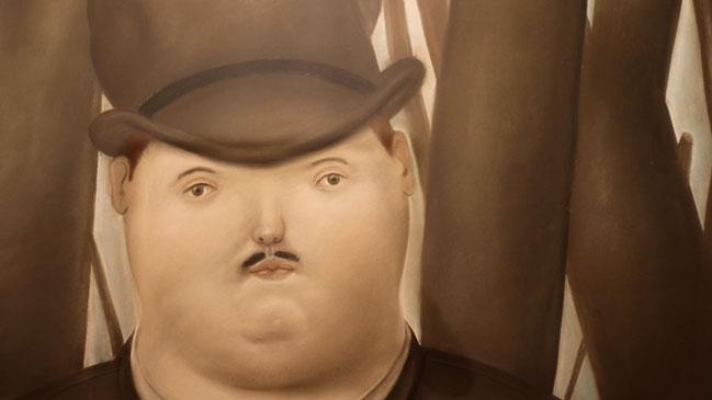Botero es el artista colombiano más universal.