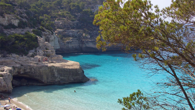 10 playas casi vírgenes en Menorca | espana