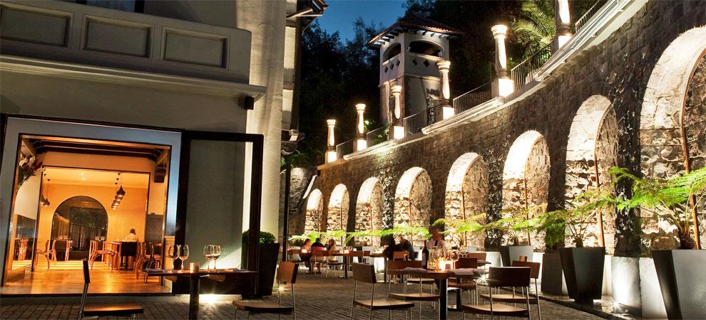El primer hotel boutique real de santiago hoteles - Hoteles modernos espana ...