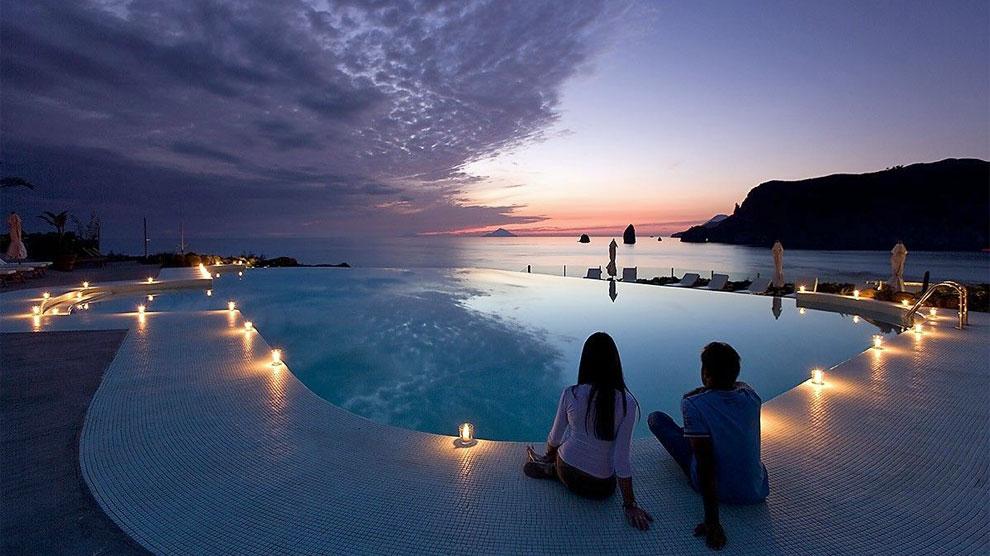 Hoteles para perderse en el mar | hoteles