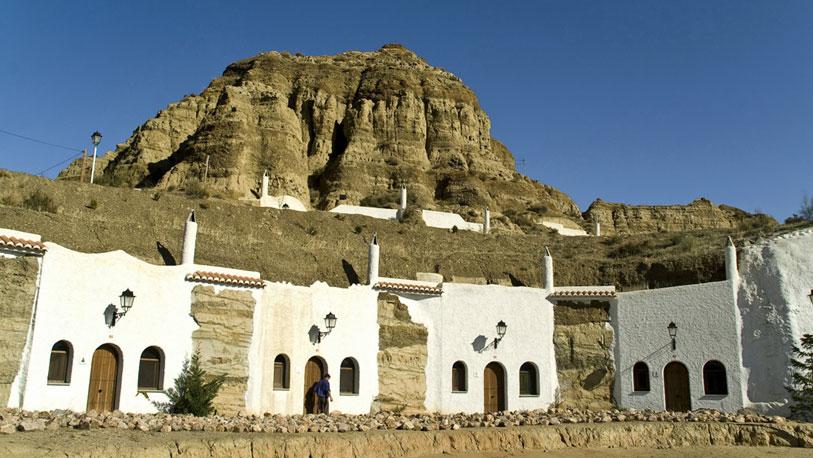 Guadix y el marquesado del zenete espana ocholeguas - Casas gratis en pueblos de espana ...