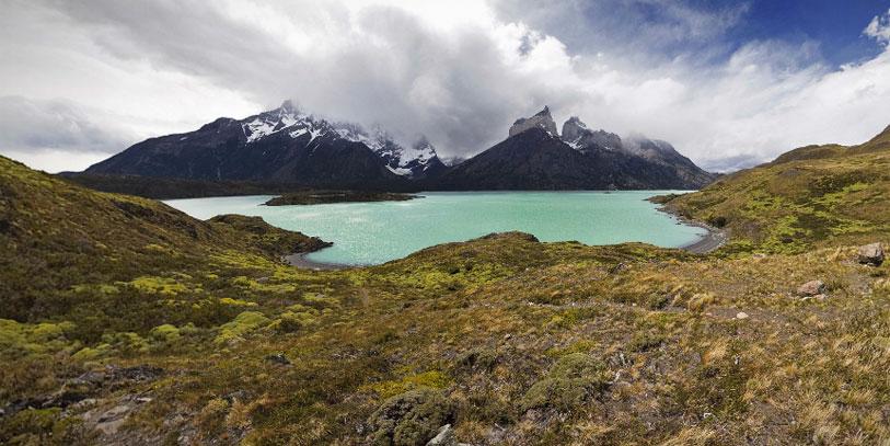 Pinche en la imagen para poder navegar libremente por �sta y otras panor�micas de 360� de Chile.