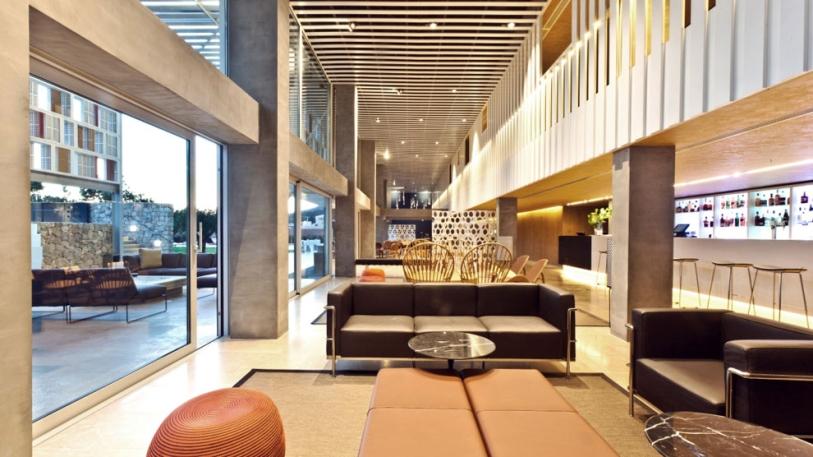 El OD Port Portals es el último y más personal proyecto del hotelero Marc Rahola.