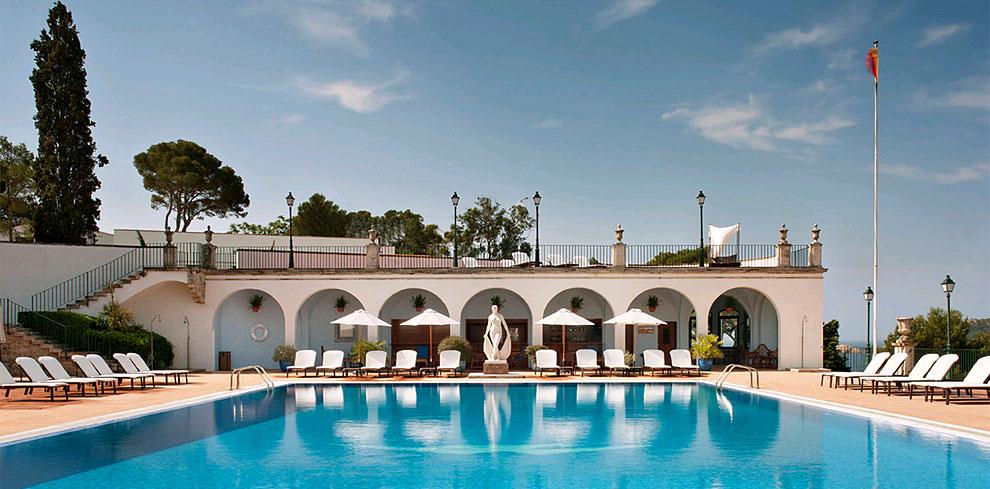 hoteles con glamour en la costa brava hoteles