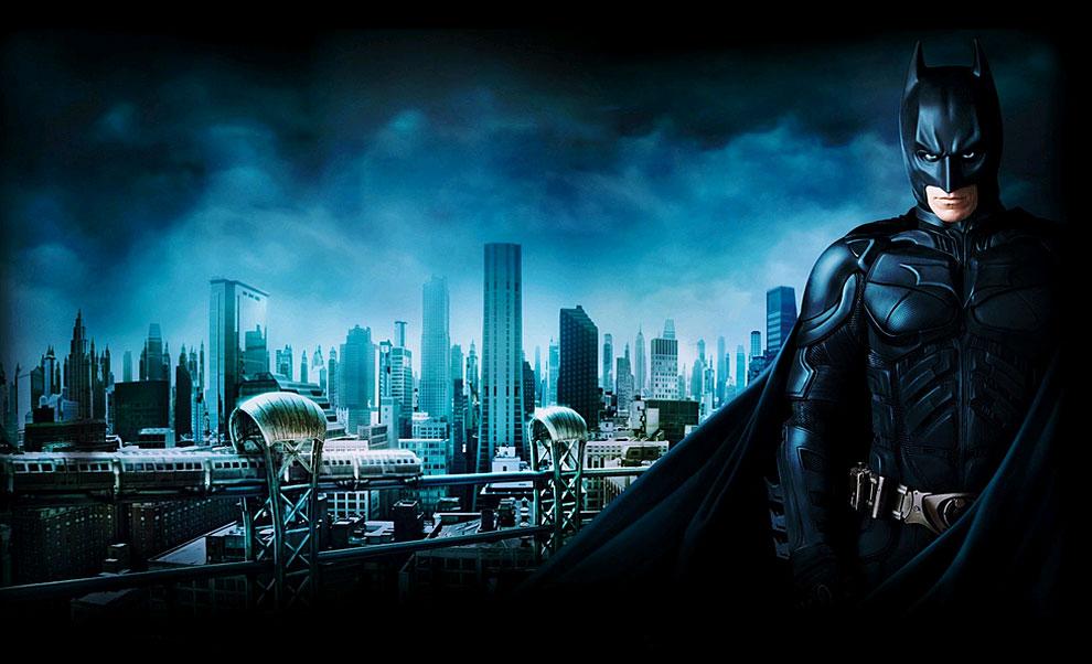 Gotham City es la ciudad de ficción donde transcurren las aventuras del superhéroe Batman (DC Comics).
