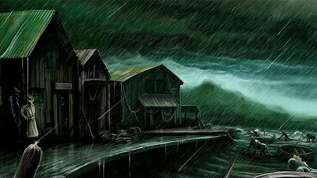 Innsmouth es un pueblo ficticio de Nueva Inglaterra (EEUU) creado por el escritor H. P. Lovecraft.