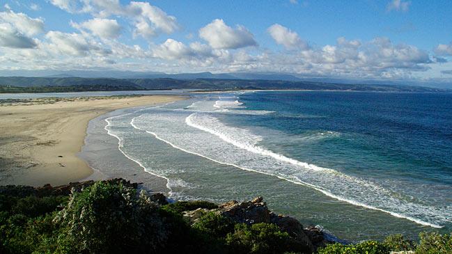Ruta Jard�n recorre de Este a Oeste los m�s de doscientos kil�metros que separan la bah�a de Mossel y Stormsriver, en Eastern Cape.