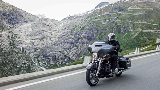 El ganador disfrutará de dos meses recorriendo Europa a lomos de una Harley-Davidson Street GlideTM.