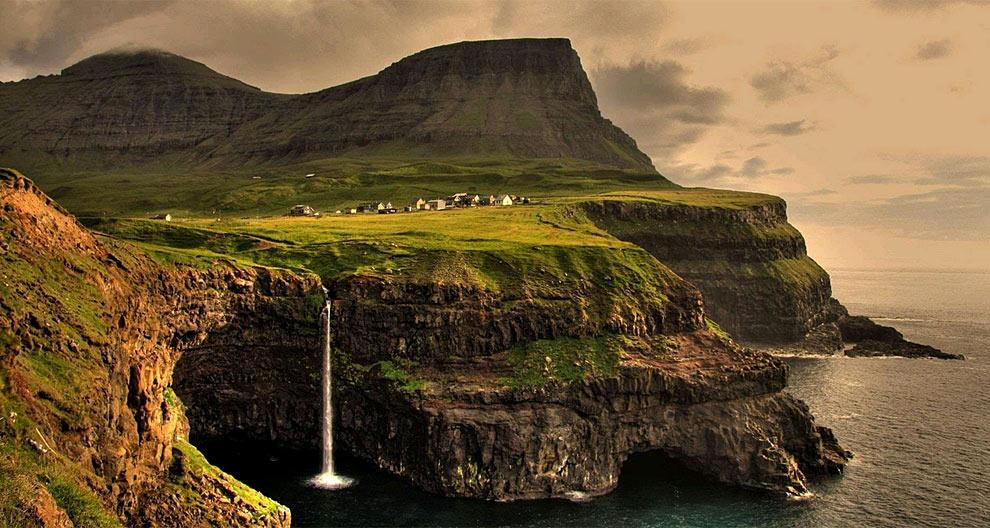 Las Islas Feroe, en el Mar del Norte, se van a convertir en un observatorio astronómico privilegiado.
