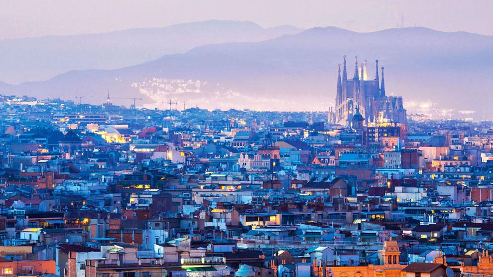Planes Gratis Para Exprimir Barcelona Espana