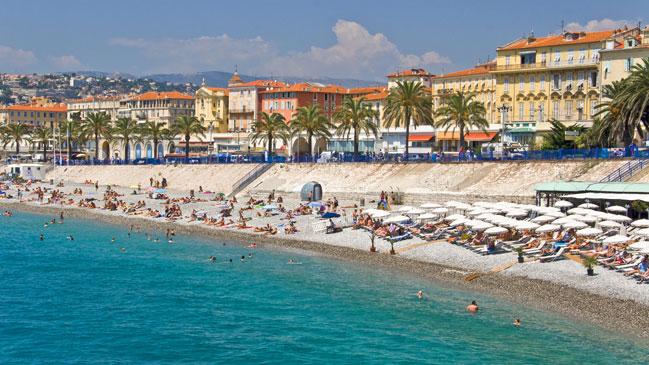 Matisse se sinti� profundamente identificado con este trozo del litoral mediterr�neo. Foto: Shutterstock.