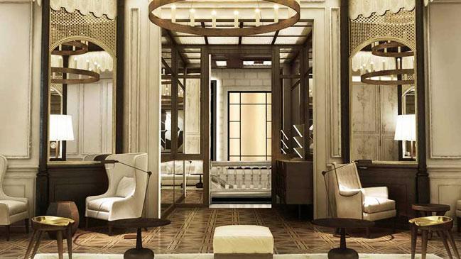 La elegancia es la clave del primer hotel en Barcelona de Autograph Collection, la exclusiva rama de Marriott.