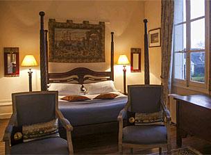 El hotel se alza a cinco minutos del castillo de la ciudad hist�rica de Amboise.