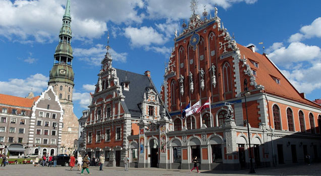 Miembro de la Liga Hanse�tica, la capital de Letonia atesora un centro hist�rico muy rico.