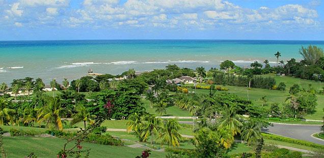 Las playas caribe�as de Jamaica son su m�s preciado objeto de deseo.