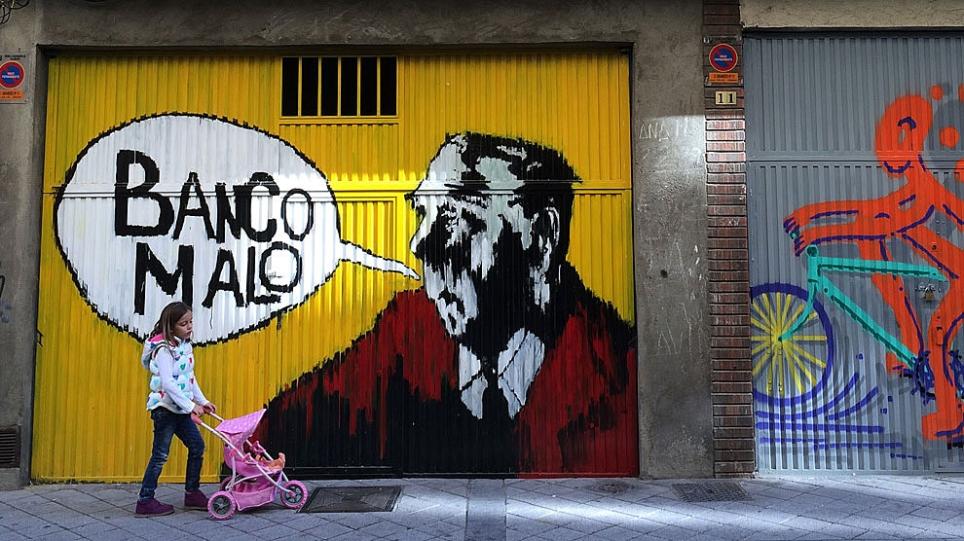 El barrio Oeste de Salamanca desborda arte