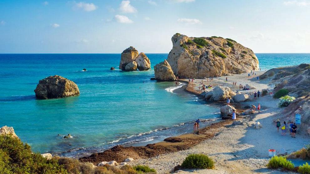 Chipre, donde Afrodita vino al mundo
