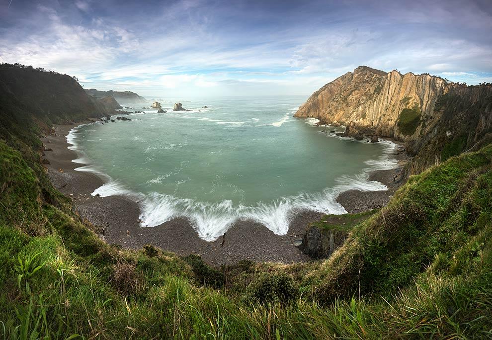 las mejores playas de espana asturias