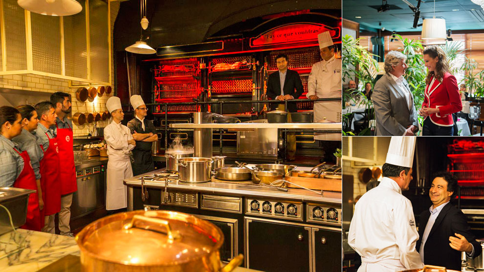 El atracón de MasterChef en un buffet francés   europa   Ocholeguas ...