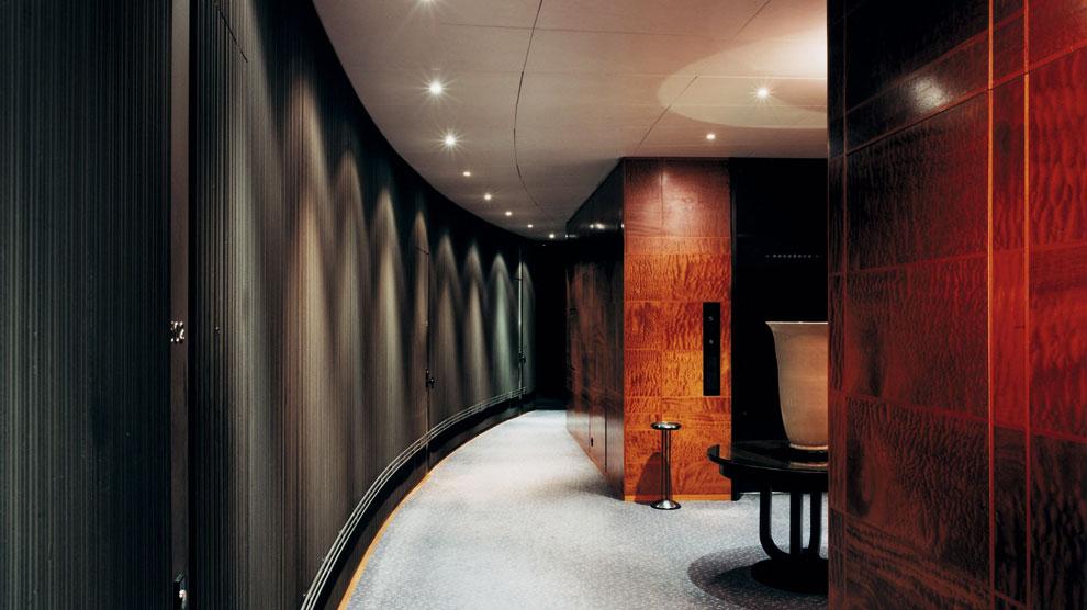 El hotel de los pasillos m s bellos de londres hoteles - Hoteles modernos espana ...