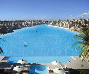 El complejo de CityStars en Sharm El Sheikh.
