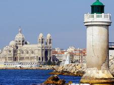 Panor�mica de Marsella, fuente de inspiraci�n del artista. Fotograf�a: Jorge Jim�nez R�os
