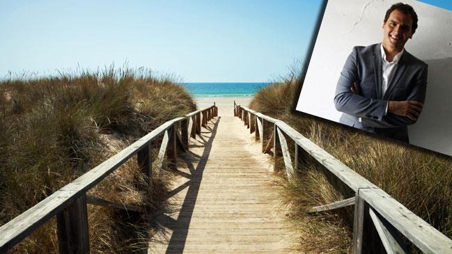 Las playas de Cádiz, el destino en el que suele veranear Albert Rivera.