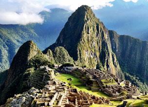 La famosa imagen de Machu Picchu ilustra las principales gu�as y postales sobre Per�. Fotograf�a: Shutterstock