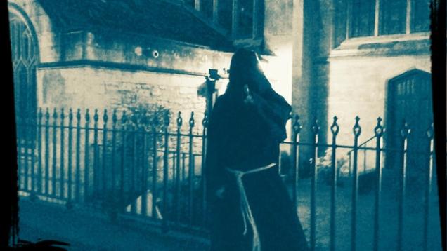 Por los alrededores de Abbey Churchyard es usual toparse con fantasmas de monjes.