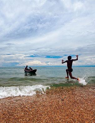 Lago Nyasa, también conocido como Lago Malawi. | Fotos: Shutterstock