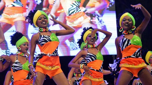 El lema del carnaval es 'Quien lo vive es quien lo goza', según los barranquilleros.